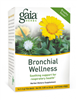 Bronchial Wellness Tea: Box / Individual Tea Bags: 20 Bags