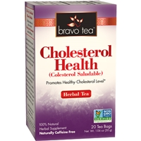 Cholesterol Guard Herb Tea: Boxed Tea / Individual Tea Bags: 20 Bags