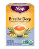 Breathe Deep Tea: Boxed Tea / Individual Tea Bags: 16 Bags