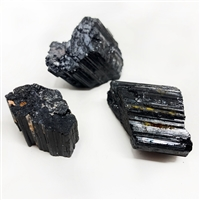 Black Tourmaline, chunks