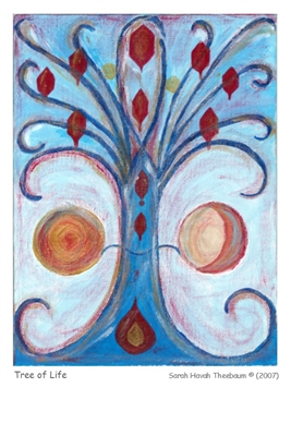HEALING CARD: Tree of Life