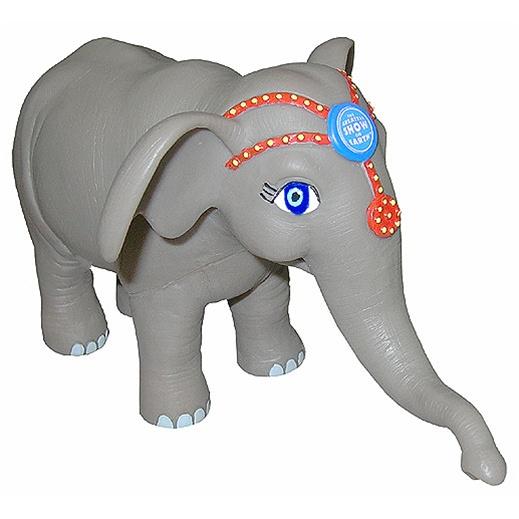 Baby Elephant Figurine