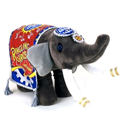145th Edition Plush Elephant with Blanket