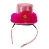 Hat Fascinator with Flower Headband