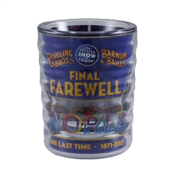 Tervis Shot Glass - Final Farewell 146th Circus