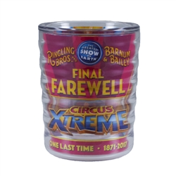 Tervis Shot Glass - Final Farewell 145th Circus