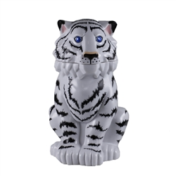 White Tiger Snow Stein