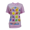 146th Circus Planets Ladies Tee