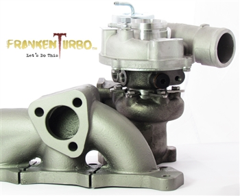 F21L MixedFlow hybrid turbocharger kit for longitudinal 1.8T