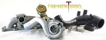 F21T MixedFlow hybrid turbocharger kit for transversal Mk4 1.8T