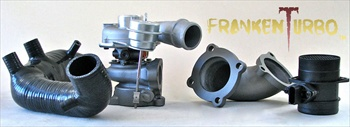F23 MixedFlow hybrid turbocharger
