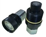 FLAT FACE THREAD LOCK - VEP QUICK COUPLING