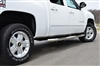 "ARIES Automotive 3"" Round Side Bars"