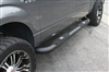 "ARIES Automotive Big Step 4"" Round Side Bars"