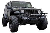Aries Automotive Jeep Modular Bumpers