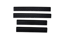 AVS StepShield Door Sill Protectors - 4 Piece Set