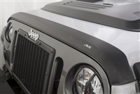 AVS Jeep Hood Protector (Matte Finish)