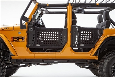 Body Armor 4x4 GEN 3 TrailDoors 2007-2016 JK Unlimited & JK 2-Door