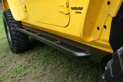 Body Armor 4x4 RockCrawler Side Bars 2007-2016 JK Unlimited & JK 2-Door