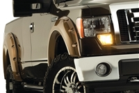 Bushwacker Max Coverage Pocket Style Fender Flares