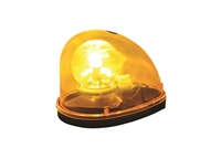Buyers Products Amber Incandescent Teardrop Revolving Light