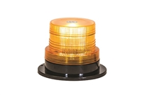 Amber 10 Flash Incandescent Utility Strobe Light, 12-24V