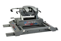B&W Patriot 18K Slider 5th Wheel Hitch