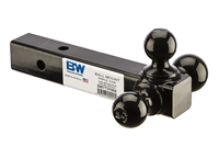 B&W Triple Tow Receiver Hitch