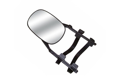 CIPA Clip-On Towing Mirror