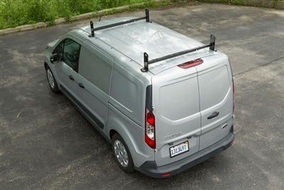 Cross Tread Steel 300 Series Van Rack