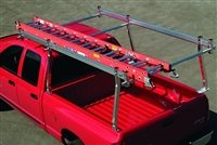 Cross Tread Aluminator Truck Rack
