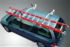 Cross Tread Aluminum Angle Van Rack
