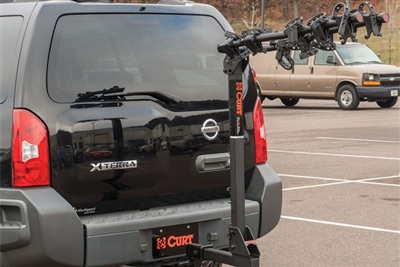 CURT Premium Hitch-Mounted Bike Rack #18065
