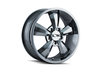 ION Wheels Style 102 Chrome Sprinter & Promaster Wheel