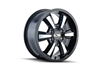 ION Wheels Style 103 Black/Machined Face