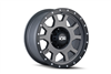ION Wheels Style 135 Matte Gunmetal/Black Beadlock
