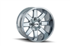 ION Wheels Style 141 Black/Milled Spokes
