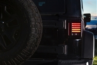 J.W. Speaker Jeep LED Tail Lights