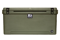 K2 Coolers Summit 120 - Duck Boat Green