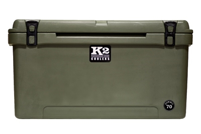 K2 Coolers Summit 70 - Duck Boat Green