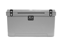 K2 Coolers Summit 90 - Steel Gray