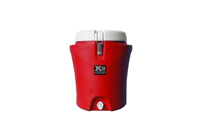 K2 Coolers Water Jug 5 Gallon-Red