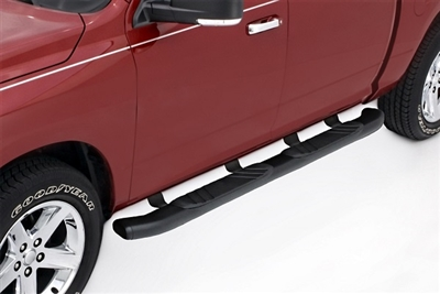 LUND 5 in. Oval Bent Nerf Bar