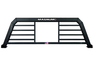 Magnum Standard Headache Rack With Window Cut Out