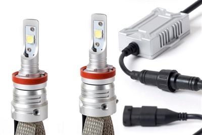 Putco Silver-Lux PRO LED Headlights