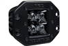Rigid Industries D-Series Midnight Edition Flush Mount LED Light