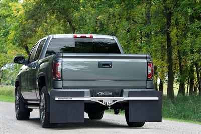 Rockstar Roctection Hitch Mounted Mud Flaps