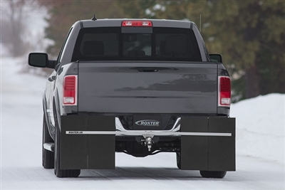 Rockstar Roxter Hitch Mounted Mud Flaps