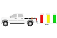 Rostra Precision Controls BackZone Truck Detection Zones