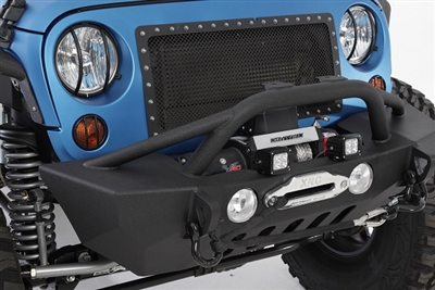 Smittybilt Euro Light Guards